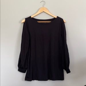 LOFT cotton blouse